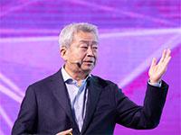 """ג'ון סוודה, נשיא ומנכ""""ל NTT היפנית / צילום: OurCrowd"""