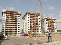 פרויקט הבנייה ביהוד. תוספת של 50 דירות לתוכנית המקורית / צילום: איל יצהר, גלובס