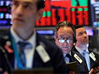 סוחרים בבורסת וול סטריט על רקע הירידות החדות / צילום: Associated Press