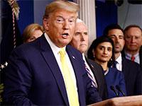 הנשיא טראמפ  / צילום: Associated Press