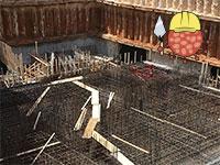 ברזלים באתר בנייה. עלויות הבנייה אולי יעלו, אבל לא בטוח שגם מחירי הדירות / צילום: shutterstock, שאטרסטוק