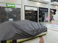 חנויות סגורות בקניון רמת אביב בצל הקורונה / צילום: איל יצהר, גלובס
