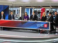 אולפן חדשות 13 / צילום: באדיבות חדשות 13