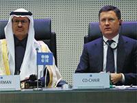 פגישת שרי האנרגיה של סעודיה ורוסיה בסוף פברואר / צילום: Leonhard Foeger, רויטרס