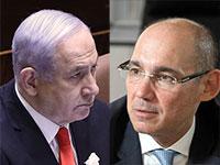 נגיד בנק ישראל, פרופ' אמיר ירון וראש הממשלה בנימין נתניהו / צילום: רפי קוץ וגדעון שרון