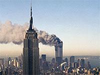 אסון התאומים / צילום: Marty Lederhandler, Associated Press