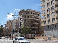 אתר הבנייה בפתח תקווה / צילום: גיא ליברמן, גלובס