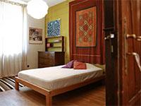 חדר להשכרה באיטליה / צילום: shutterstock, שאטרסטוק