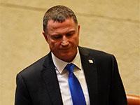"""יולי אדלשטיין, לאחר התפטרותו מתפקידו כיו""""ר הכנסת / צילום: עדינה ולמן, דוברות הכנסת"""