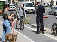 פקחים נפרשים לפעולה ברחבי הארץ תחת משטר הקורונה / צילום: איל יצהר, גלובס