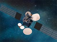 """לוויין של חלל תקשורת / צילום: יח""""צ"""