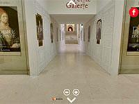 סיור וירטואלי בגלריות השונות של מוזיאון הלובר בצרפת / צילום: מתוך האתר הרשמי של הלובר