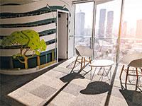 משרד בחברת הייטק. שטח נרחב לעובד, לצרכי התרחבות עתידית  / צילום: shutterstock, שאטרסטוק