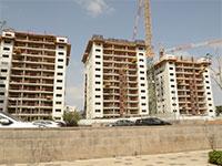 פרויקט בנייה של אאורה ביהוד / צילום: איל יצהר, גלובס