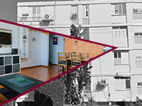 """דירת 3.5 חדרים בפתח תקווה ב–1.3 מיליון שקל / צילום: יח""""צ"""