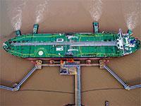 מכלית נפט בסין / צילום: China Stringer Network, רויטרס