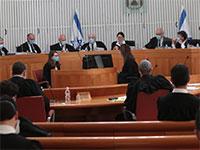 """דיון בג""""ץ בעתירות נגד נתניהו / צילום: יוסי זמיר, גלובס"""