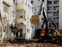 פרויקט פינוי בינוי בחדרה / צילום: שלומי יוסף, גלובס