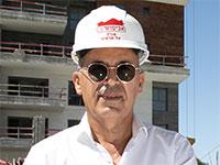 """אלי אביסרור, מנכ""""ל חברת הבנייה אביסרור / צילום: דיאגו מיטלברג"""
