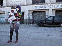 העיר נאפולי במהלך מגפת הקורונה / צילום: Alessandra Tarantino, Associated Press