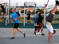 הספורט אחרי משבר הקורונה / צילום: רויטרס