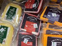 מדף גבינות של תנובה / צילום: שני מוזס, גלובס