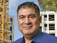 אול סרוגו, נשיא התאחדות בוני הארץ / צילום: איל יצהר, גלובס