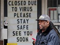 עסקים רבים בעולם נסגרו ועדיין לא ברור מה יעלה בגורלם בעתיד / צילום:  Tony Dejak, Associated Press