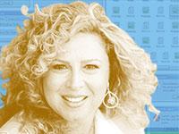 """רונית אטד, מנכ""""לית מיקרוסופט / צילום: גיא הכט"""