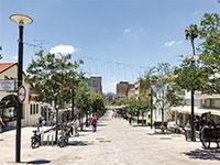 שדרת קניות בראשון לציון / צילום: shutterstock, שאטרסטוק