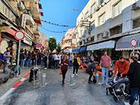 מדרחוב לוינסקי / צילום: דוברות עיריית תל אביב-יפו