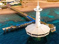 המצפה התת ימי באילת / צילום: אביעד שמואל