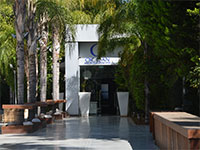 """גן אירועים """"Ocean"""", תל אביב. האולמות וגני האירועים יתחילו לחזור לפעילות תחת הגבלות משרד הבריאות / צילום: תמר מצפי, גלובס"""