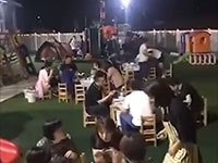 גני ילדים בסין שהוסבו למסעדות ובתי קפה / צילום: מתוך יוטיוב
