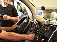 הטכנולוגיה של טקטייל מוביליטי לשיפור אחיזת הכביש / צילום: טקטייל מוביליטי