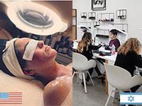 """בוטיק השלוש בפ""""ת ומכון E-Skin בפלורידה / צילום: תמונה פרטית"""