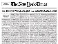 שער הניו יורק טיימס / צילום: צילום מסך