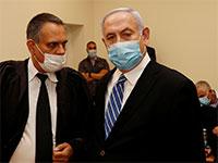 ראש הממשלה בנימין נתניהו באולם בית המשפט / צילום: Ronen Zvulun, רויטרס