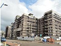 """פרויקט תמ""""א 38. הממשלה קבעה יעד: לעלות ל־46% מכלל התחלות הבנייה  / צילום: אייל פישר"""