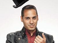 שלומי בן דוד, אמן אשליות / צילום: פיני סילוק