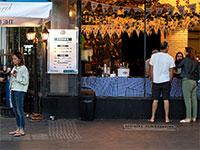 ברים ומסעדות נפתחים מחדש לאחר הסגר ממושך / צילום: כדיה לוי, גלובס