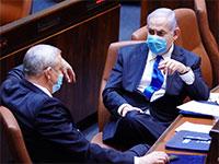 בנימין נתניהו ובני גנץ בהשבעת הכנסת ה-35 / צילום: עדינה ולמן, דוברות הכנסת