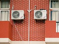 מזגנים של דירות מגורים / צילום: peter peng, unsplash