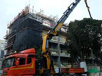 עבודות בנייה חדשות בזמן הקורונה / צילום: איל יצהר, גלובס