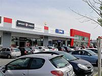 """מרכז קניות של ביג בסרביה. רכישה שנייה במדינה מידי אביב ארלון / צילום: יח""""צ"""