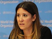 דר' מריה ואן קרקוב וראש ארגון הבריאות העולמי, תאודרוס אדהנום גברה-יסוס / צילום: רויטרס