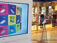 חנות הפופ־אפ של עזריאלי.קום בקניון עזריאלי תל אביב / צילום: שי שחר