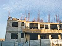בנייה בצור הדסה. בנייה ירוקה כוללת מאפיינים המאפשרים חיסכון וקיימות לזמן ארוך  / צילום: שלומי יוסף, גלובס