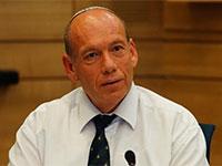 מתניהו אנגלמן, מבקר המדינה, בוועדה לביקורת המדינה / צילום: עדינה ולמן, דוברות הכנסת