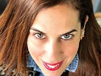 מירב קצמן, בעלת עסק לתכנון ועיצוב פנים / צילום: דנה ישראלי